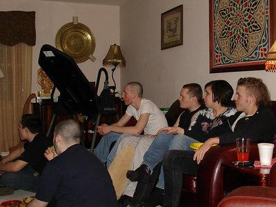 Super Bowl Party 2006