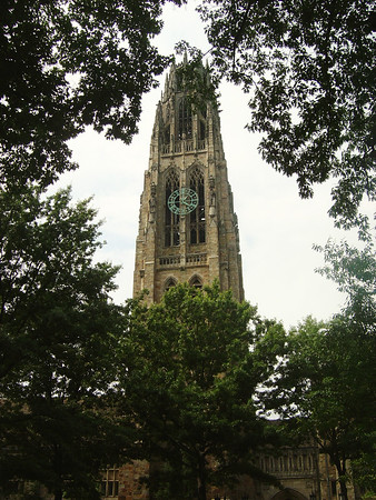 Yale Campus- New Haven, CT