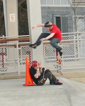 Skating Arlington 3.25.2006