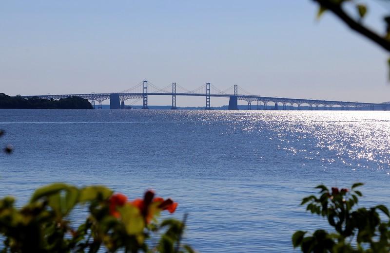 The always beautiful Bay Bridge