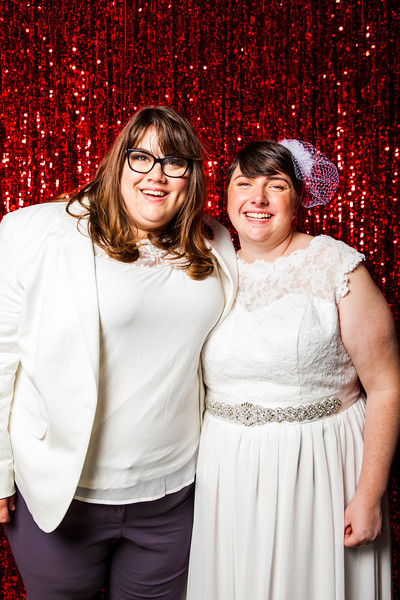 Greene & Margie's Wedding Photobooth!