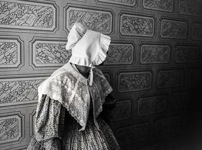 Woman at Greenfield