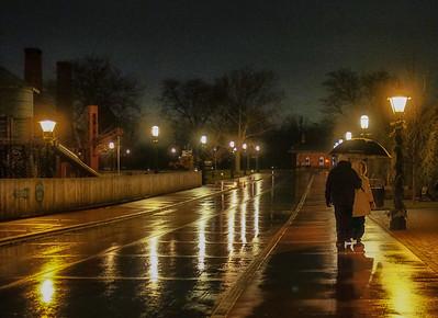 Night at Greenfield