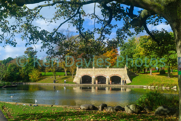 Greenhead Park, Huddersfield