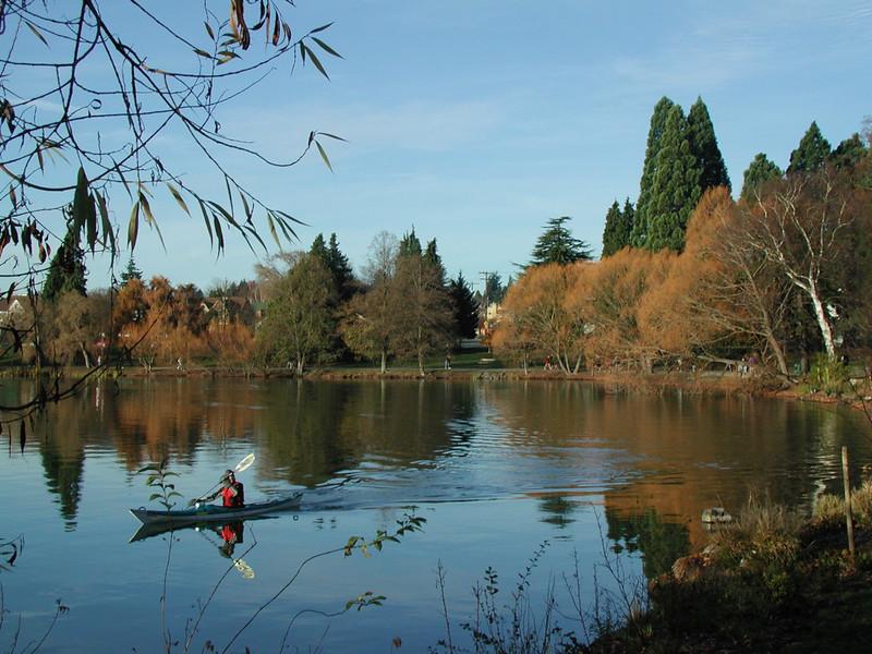 Lake Rower