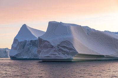 Do they have starwars fans in Greenland or did Darth Vader just decide to appear here for fun?