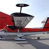 C-FSJB outside the Air Greenland hanger in Kangerlussuag.