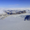 Small glacier north of Thule Air Base.