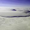 Land terminating glacier on Baffin Island, Canadian Arctic.