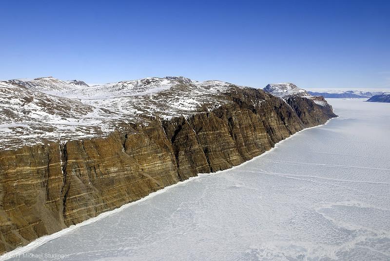 Inglefield Bredning, northern Greenland.