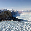 Kangerdlugssup Glacier in central west Greenland.