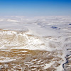 Daugaard Jensen Land in northwest Greenland south of Petermann Glacier.