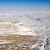 Daugaard Jensen Land in northwest Greenland south of Petermann Glacier.
