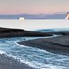 Disko Island bay.