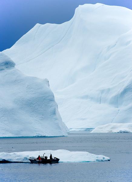 Ililussat fjord.