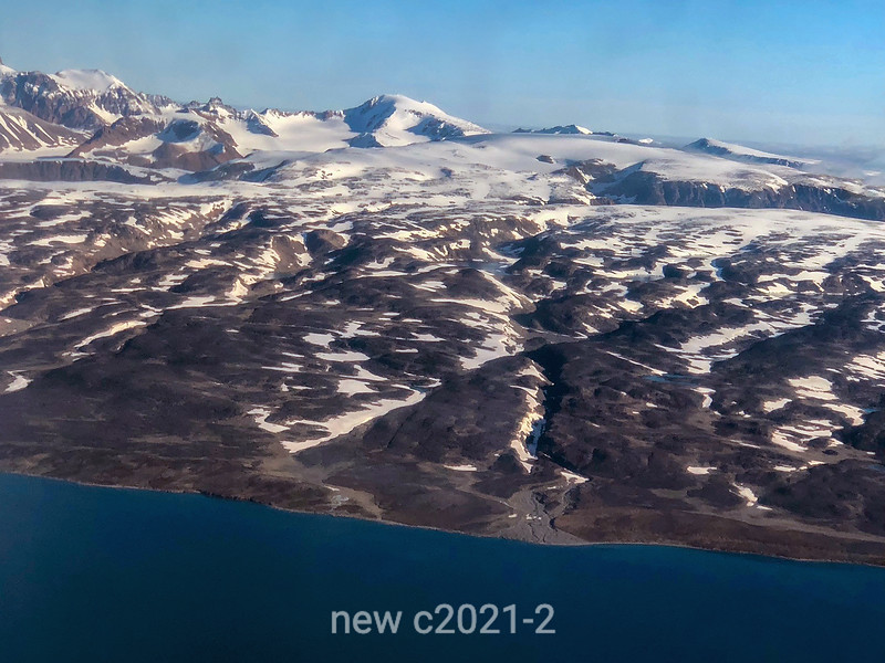 Cote de Blosseville, East Greenland south of Scoresby Sund