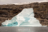 Old iceberg starting to break up, Scoresby Sund, East Greenland