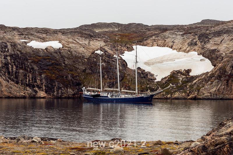 Hekla harbour