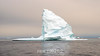 Iceberg with long projection, Scoresby Sund, East Greenland