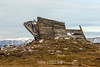 Remains of a hunting and whaling cabin, Damark Ø, Scoresby Sund, East Greenland