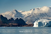 Bornhardts with iceberg