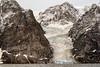 Renland glacier terminating at O Fjord, Scoresby Sund, Greenland