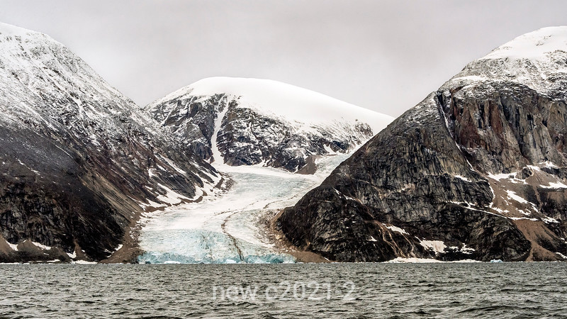 Glacier and icefield