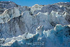Where the glacier meets the the sky, Rolige Brae Glacier, Rodefjord, Scoresby Sund, Greenland