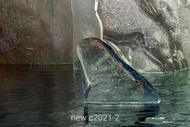 Ice fin