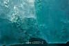 Luminescent blue iceberg, Rodefjord, Scoresby Sund, East Greenland