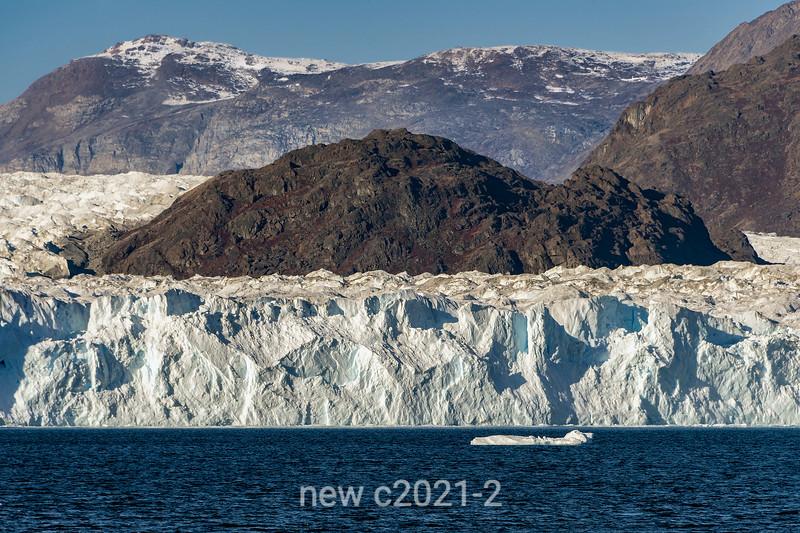 Glacial rognon