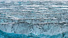Corrogated ice on the Bredegletcher, Vikingebugt Inlet, Scoresby Sund, Greenland