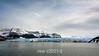 Glacier front,  Bredegletcher  Vikingebugt Inlet, Scoresby Sund, Greenland