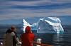Icebergs Davis Strait