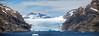 Prince Christian Sound Glacier Panorama- x2