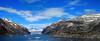 Prince Christian Sound Glacier Panorama x5_1