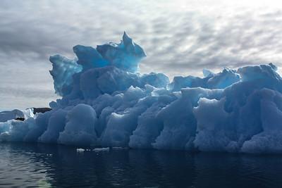 Icebergs, Greeland