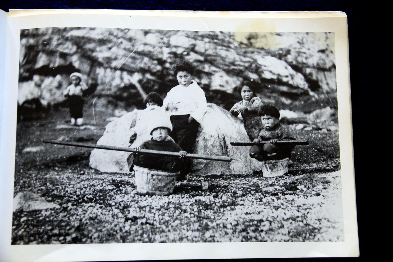52 Early 20th century, Tasiilaq, East Greenland