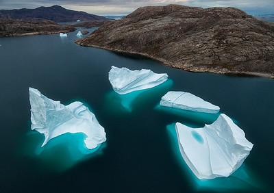 Iceberg's Dance