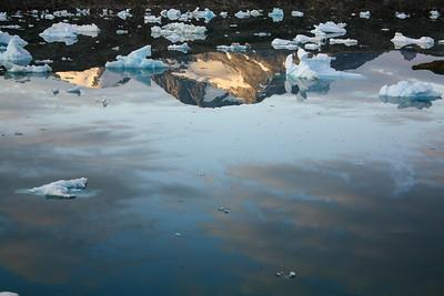 Icebergs, Greenland