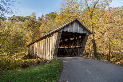Fall & Bennett's Mill Covered Bridge