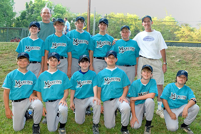 Marlins' Team Picture