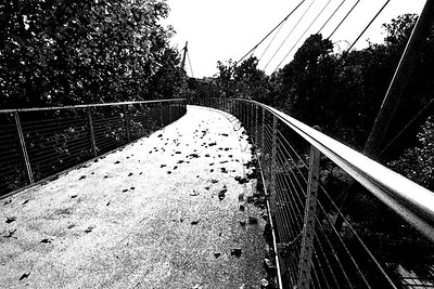 Liberty Bridge fall with filter - Version 2