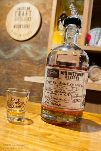 Journeyman Reserve Dark Corner Distillery