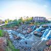 Falls Park Overlook