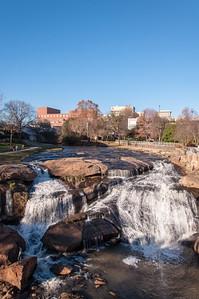 Falls Park Waterfall 1