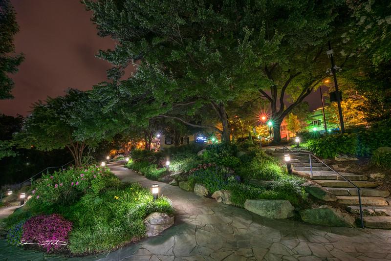 Falls Park Gardens