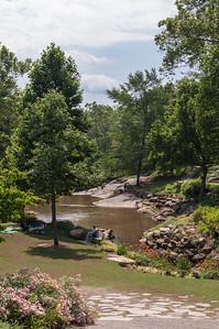 An Afternoon at Falls Park