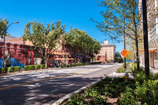 West Washington Street