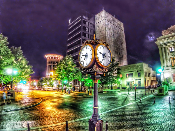 Liberty Clock